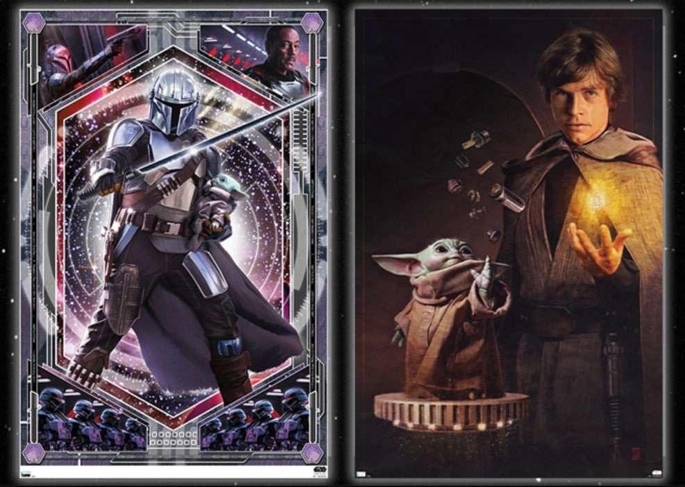 , The Mandalorian: il nuovo poster è canonico?, Star Wars Addicted