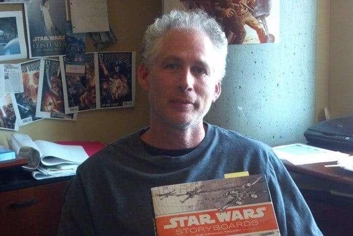 , È morto Jonathan Rinzler, storico autore di Star Wars, Star Wars Addicted