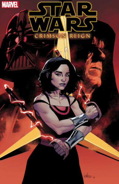 , Star Wars: Crimson Reign, la nuova serie a fumetti su Qi'Ra, Star Wars Addicted