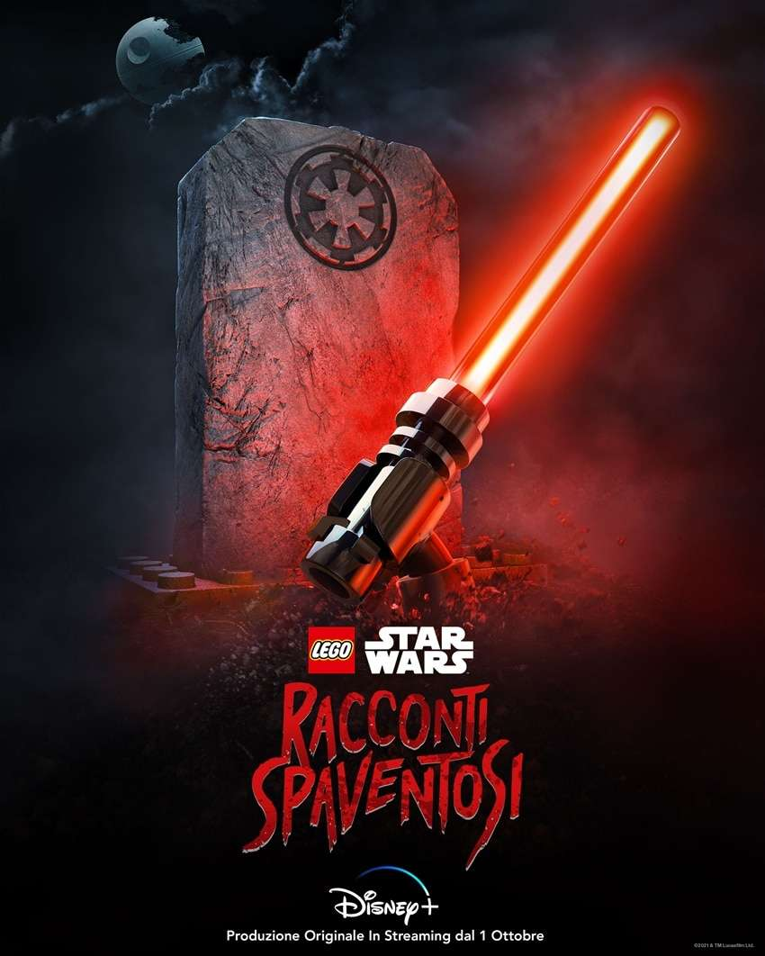 , LEGO Star Wars Terrifying Tales: arriva lo speciale di Halloween, Star Wars Addicted
