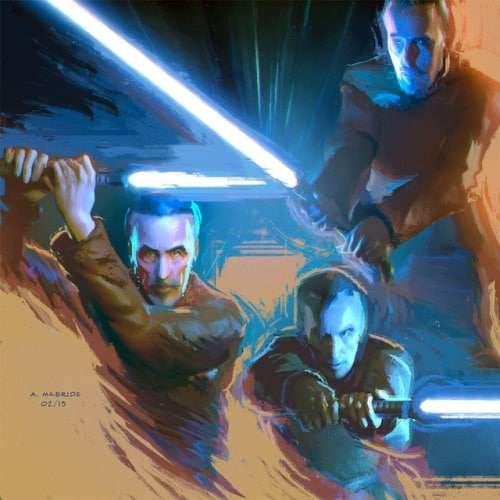 Conte Dooku lato oscuro, La caduta del Conte Dooku ed il passaggio al lato oscuro – Guida al Canon, Star Wars Addicted