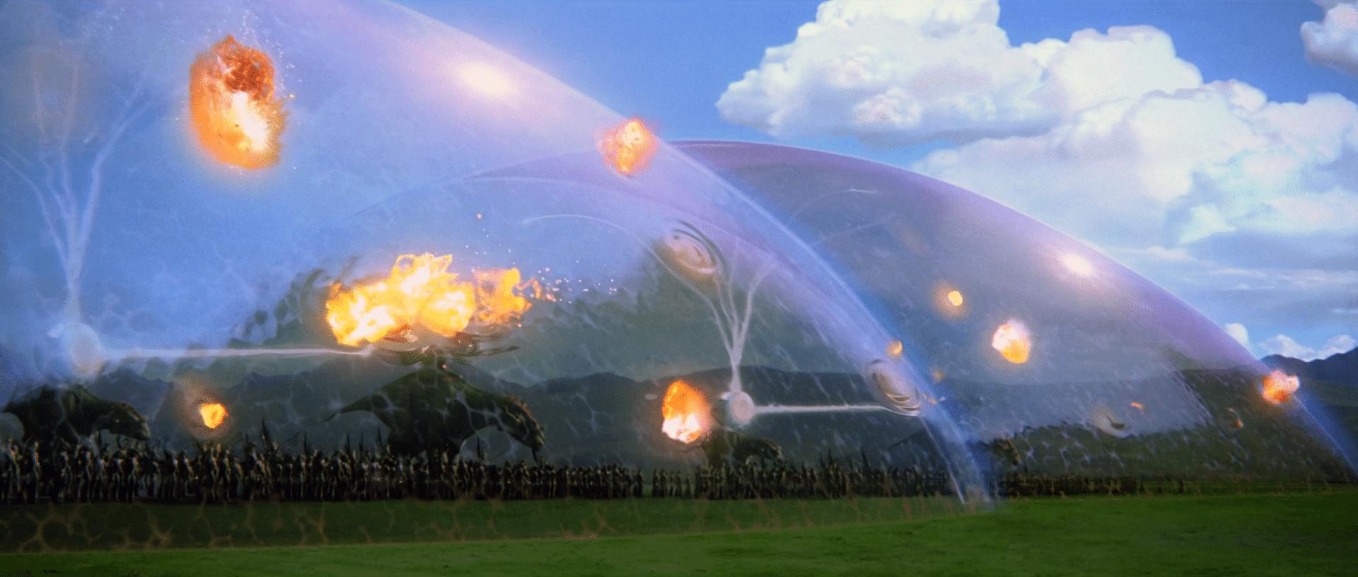Scudo deflettore, Come funziona uno scudo deflettore – Guida al Canon, Star Wars Addicted