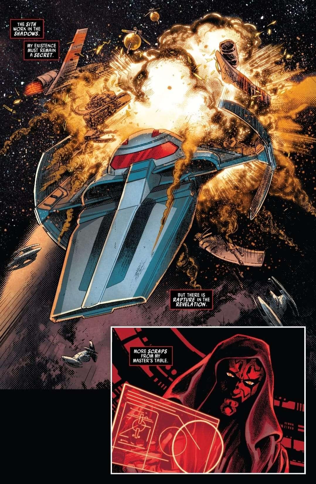 , Darth Maul: echi e paradossi tra fumetto Canon e Legends – Parte 2, Star Wars Addicted