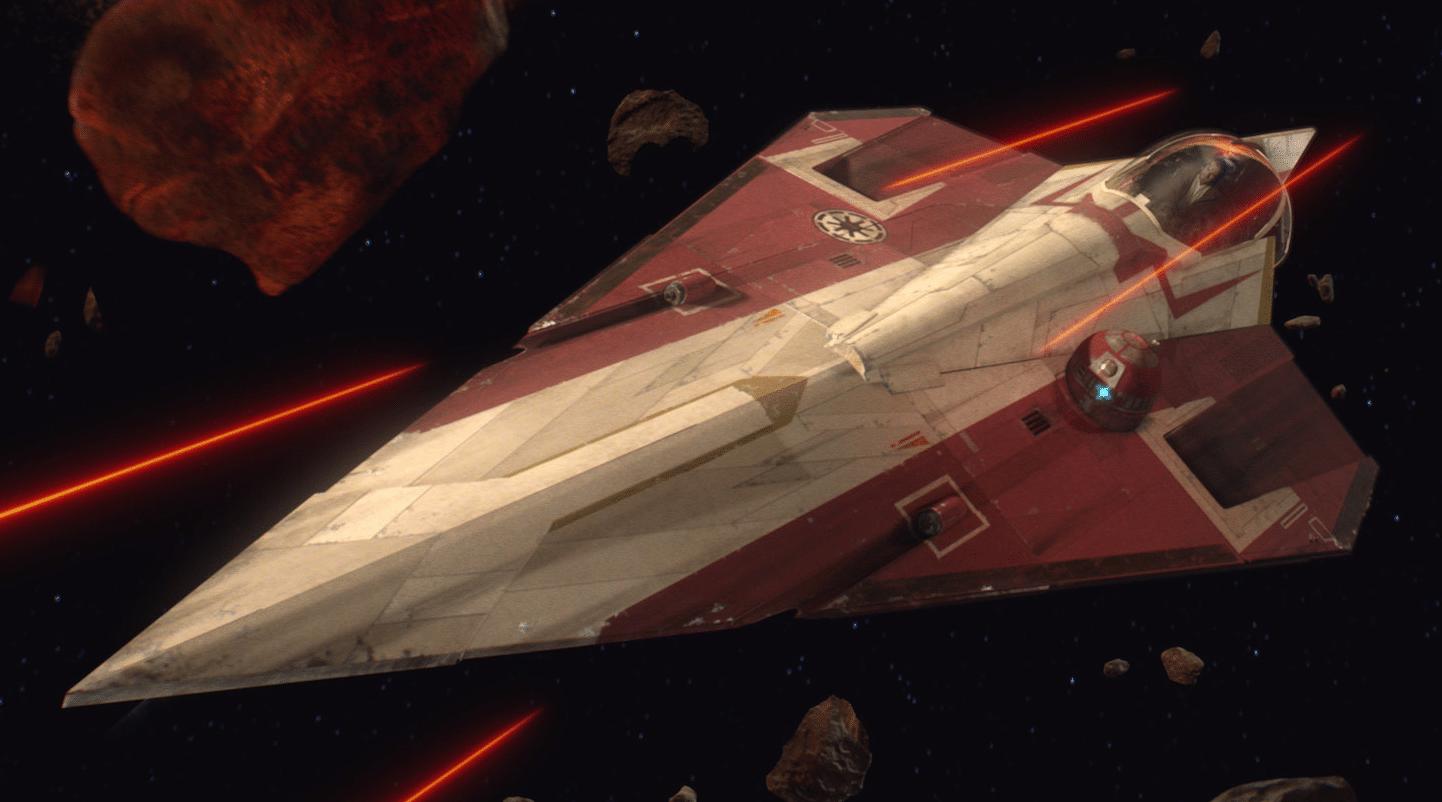 Caccia, Caccia stellari: Repubbilca galattica – Guida al Canon, Star Wars Addicted